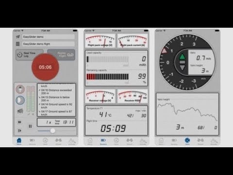 Taranis FrSKY Telemetry Display On An iPad & iPhone (iMSB ch