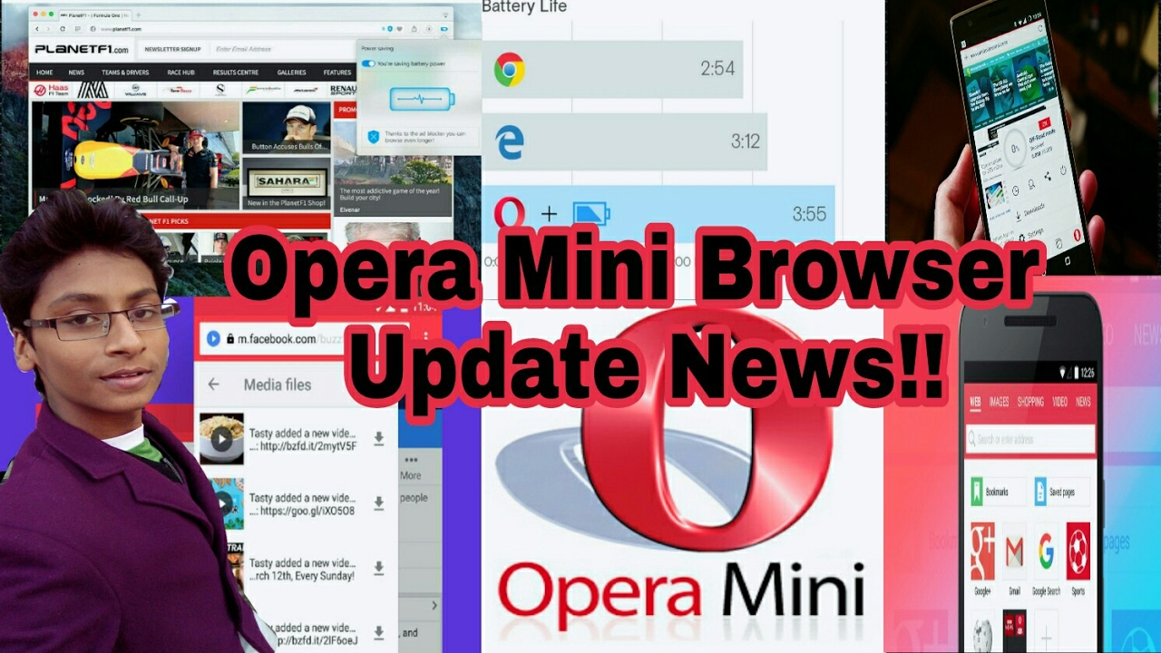 Opera Mini For Android Update Brings Faster Access To Downloads