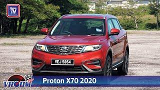 Proton X70 2020 bukan sekadar tambahan aksesori