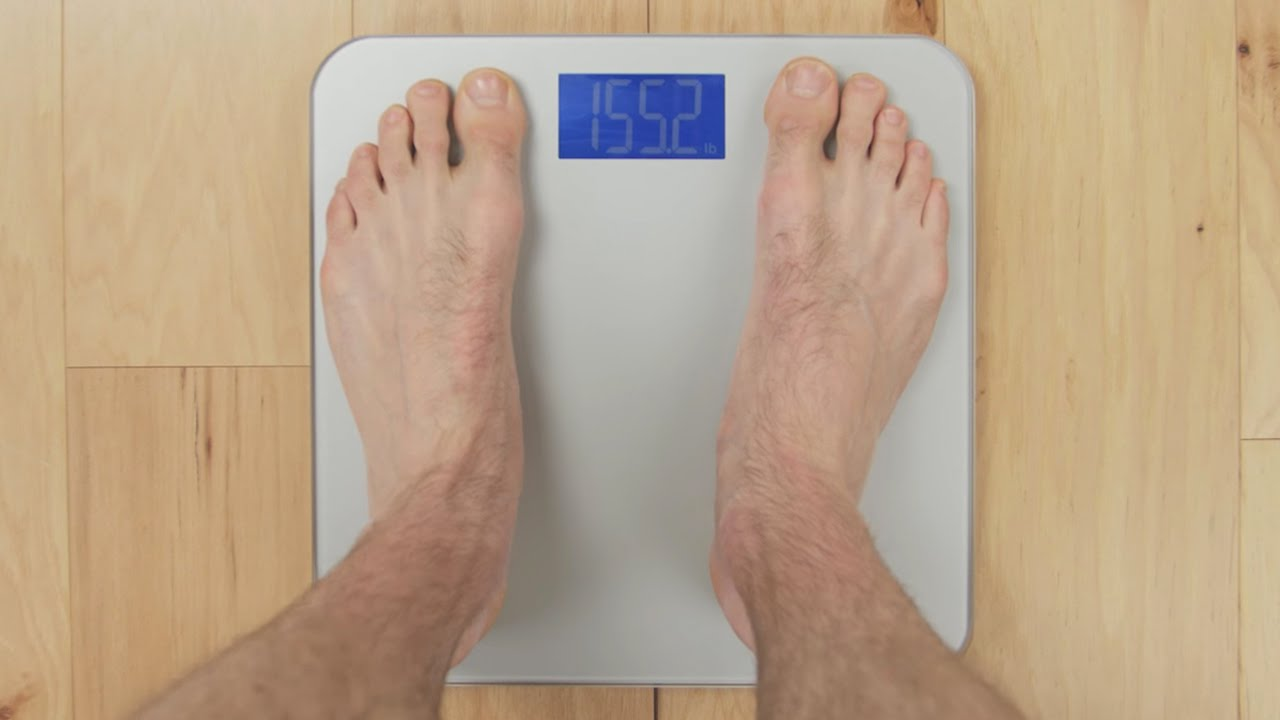 Digital Scale Calibration