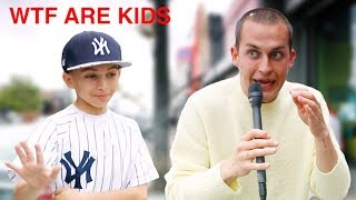 I Only Interviewed Kids...   Chris Klemens