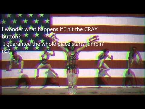 Cray Button (Feat. Lecrae) - Family Force 5 - Lyrics