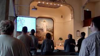 Namnet Jesus aldrig mister - Lutheran hymn with Zulu melody