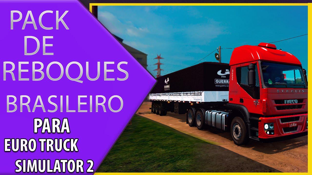PARA EURO BAIXAR SIMULATOR BRASILEIRAS CARRETAS TRUCK 2