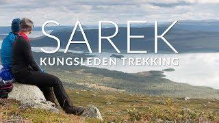 🇸🇪 LAPLAND TREKKING 🌲 Sarek & Kungsleden Adventure in Sweden