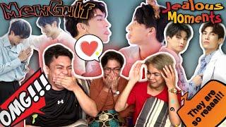 Download lagu MewGulf Jealous Moments | Reaction | Filipinos Love it When they're jealous
