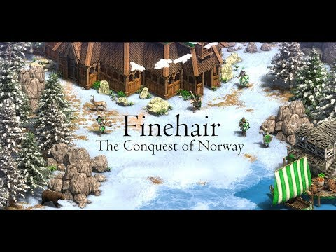 Finehair: The Conquest Of Norway [HARD] Age Of Empires II: Definitive Edition