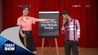Tonight Show - Tips Madam Dinata Untuk Wanita Suka Olahraga