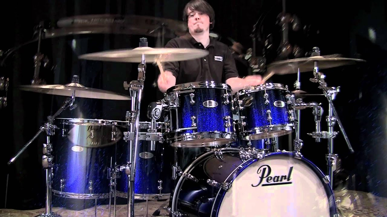 Pearl Reference Pure Drum Set