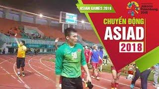 Hình ảnh các tuyển thủ Olympic Việt Nam sau trận bán kết với Hàn Quốc   VFF Channel