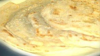 How To Make Real Jamaican Roti Recipe 2015