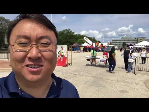 The Inaugural Taste of Korean Chicago Festival 2017 - Skokie, Illinois