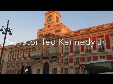 Interview with Senator Ted Kennedy Jr