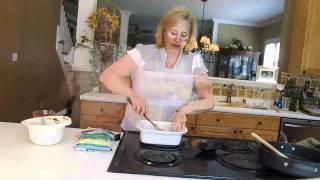 Spinach Florentine Lasagna.wmv