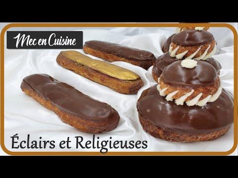 recette-Éclairs-et-religieuse-mec-en-cuisine