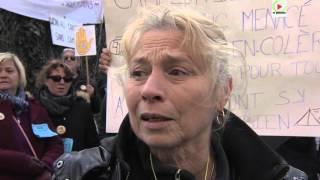 Camping: Manif et révolte à Kerhostin - TV Quiberon 24/7