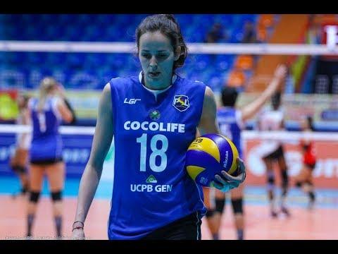 Marta Drpa Highlights |  Cocolife VS Cignal