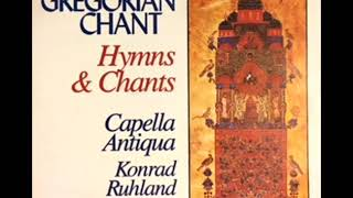 Gambar cover Gregorian Chant - Medieval Hymns And Chants a Capella