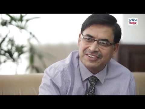 Krishna sharma talking about Rastriya Banijya Bank (RBB)