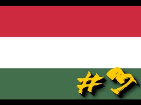 Hearts Of Iron IV TimeLapse. Hungary #3