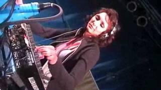 Diana D'Rouz @ Soundtropolis PL Ogrodzieniec 26.06.2004