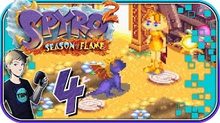 Spyro Season of Flame - Part 4: The True First Level