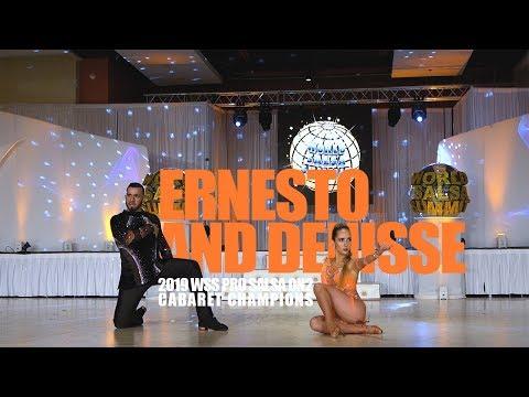 Ernesto & Denisse - 2019 WSS Pro Salsa On2 Cabaret Champions