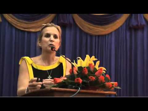 Kerry Kennedy's speech at Launching Events of the Kennedy Seminar on Human Rights Education