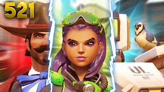 New Secret Ability..?! | Overwatch Daily Moments Ep.521 (Funny and Random Moments)