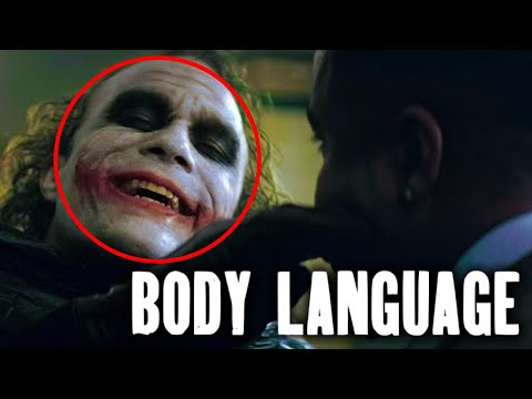 Body Language Analyst Reacts To Why so serious? Scene | The Dark Knight
