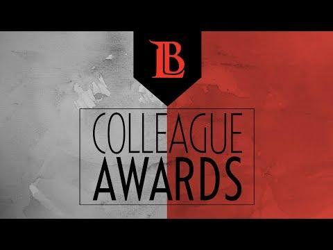 LBCC - 2017 Outstanding Colleague Awards