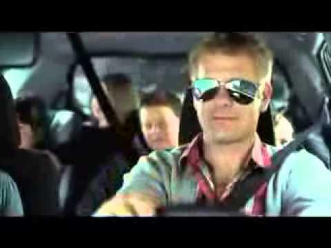 Anuncio Toyota Verso con la voz de Claudio Serrano