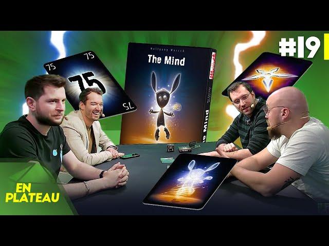 Nos pensées sont Synchro sur The Mind | En Plateau #19