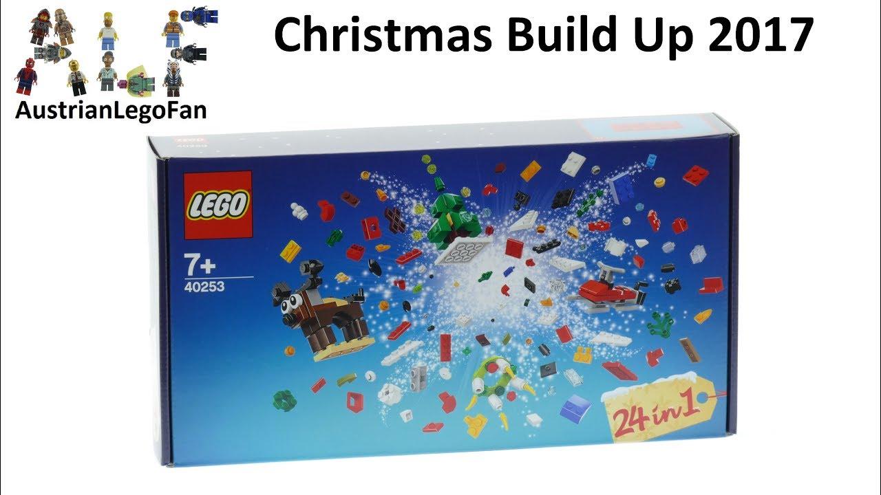 LEGO® 24-In-1 Weihnachtsspaß 40253 Weihnachtlicher LEGO® Bauspaß Neu /& OVP