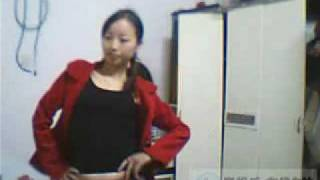 AU红衣美女卧室的劲舞 結城舞衣 動画 28