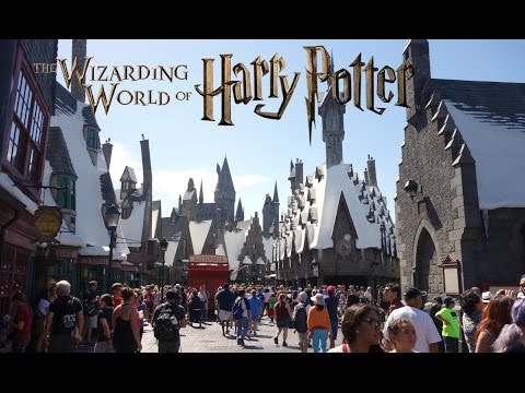Tips + Tricks for Harry Potter Wizarding World @ Universal Studios Hollywood !~ pocket.watch jr.