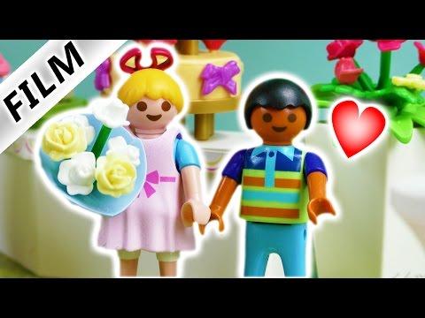 Playmobil Film deutsch | HANNAH und DAVE HEIRATEN? Hochzeit in Playmobil City | Familie Vogel