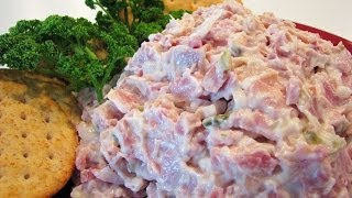 Betty's Country Ham Salad Spread