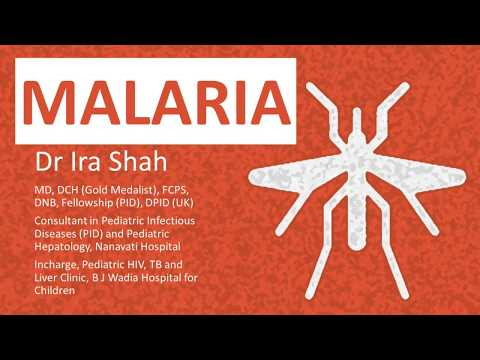Malaria: Types, Clinical Features, Diagnosis, Treatment & Drugs | Dr Ira Shah