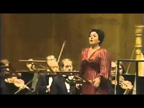 Marylin Horne - Oh quante lagrime - Cabaletta Mura felici - La Donna del Lago - Rossini