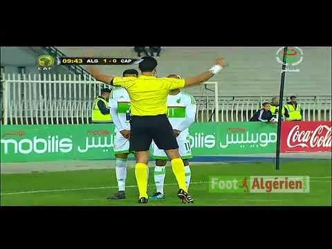 Algérie 2 - 3  Cap Vert (Match complet)