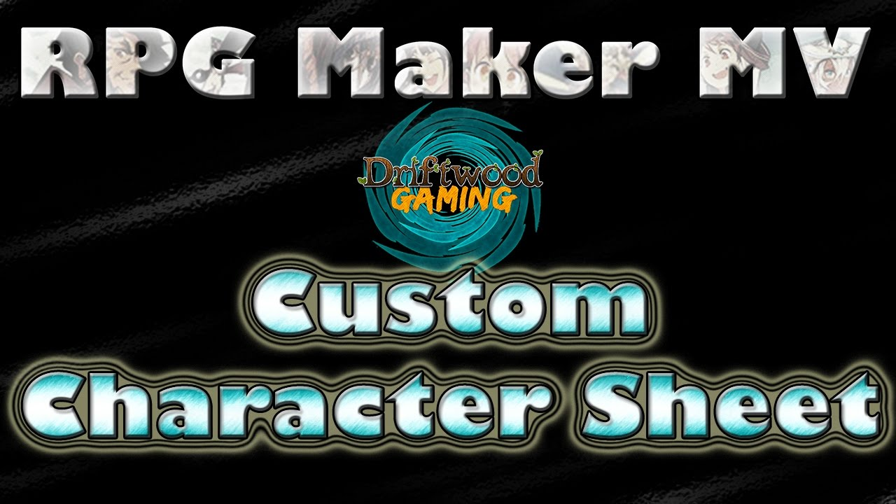 Using Piskel - Custom Sprites - RPG Maker MV Tutorial
