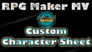 Using Piskel - Custom Sprites - RPG Maker MV Tutorial