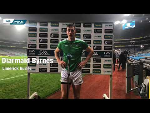 Diarmaid Byrnes talks to GAA.ie