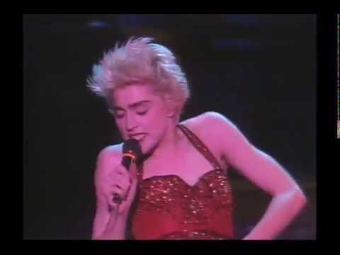 16. Who's That Girl - Madonna - Who's That Girl Tour - Live In Japan