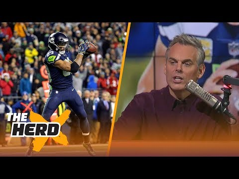 Colin Cowherd explains why the Seattle Seahawks window is not closed yet | THE HERD