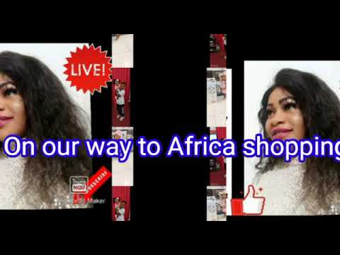 Shopping For Africa Food // Nigeria Food Stuffs