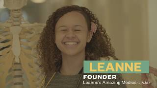 Meet Queen's Young Leader Leanne Armitage