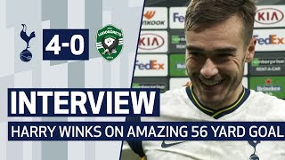 """I'D LOVE TO SAY I MEANT IT..."" 