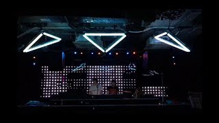 Deep Dark & Hard Techno 2018  | Fear N Loathing Live!! | Club Alice